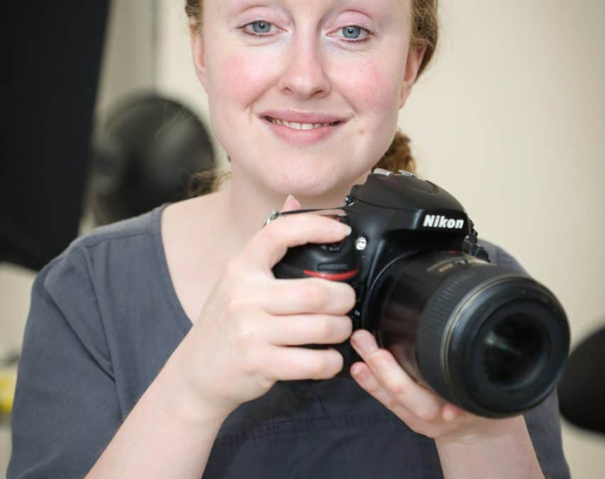 'An insight into my day job as a Medical Photographer'.